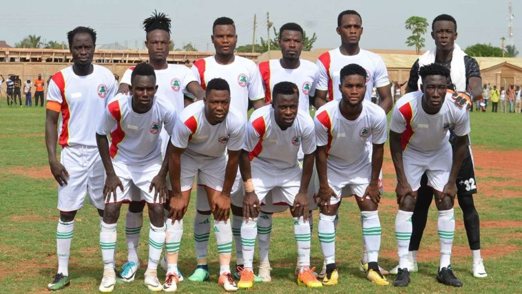 Tetteh Notey goal secures three points for Eleven Wonders