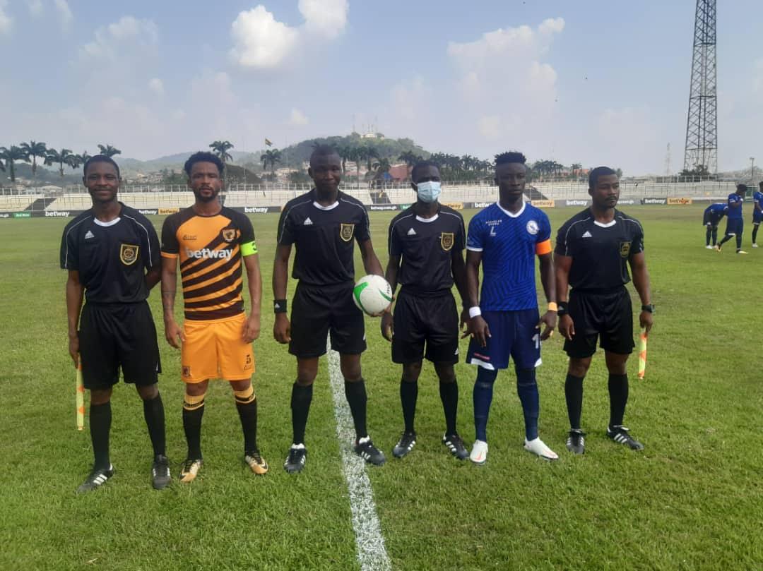 Match Officials for GPL Matchweek 8
