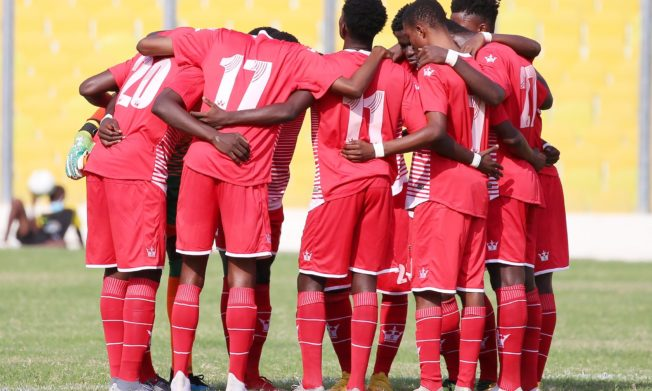 WAFA to face off against Liberty Professionals at Sogakope Sunday - Preview