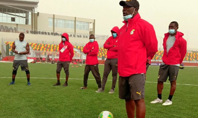 U20 AFCON: Coach Zito makes one change for today's game against Morocco