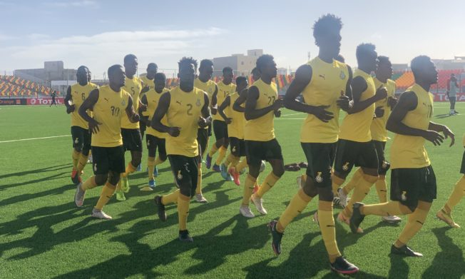 Black Satellites to train at Stade Olympique in Nuoakchott for Cameroon clash