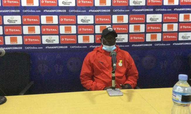 Monday's game against Gambia is a must-win for us - Karim Zito