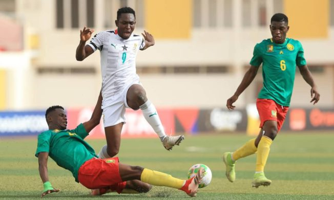 Ghana through to semis after beating Cameroon on penalties