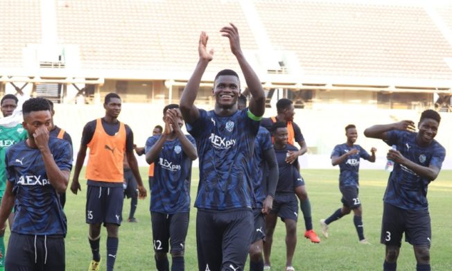Accra Lions and Tema Youth record wins to keep title ambitions intact