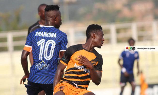 Amankonah scores brace in Berekum Chelsea win