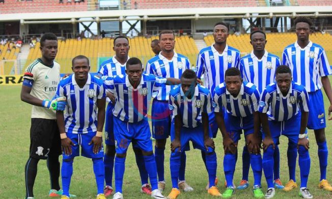 Zone One results: Steadfast destroy Kintampo FC, Royals pip RTU, Arsenal held at home by Tamale City