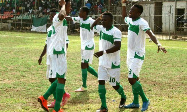 Arsenals pip Warriors at home, Wa Suntaa humbled by Tamale City, Bofoakwa beat Kintampo and B.A United subdue Techiman City: Zone one results