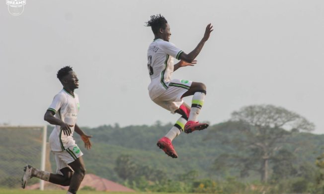 Aduana held at home, Legon Cities pip Inter Allies, Dreams pick point at Elmina – League round up