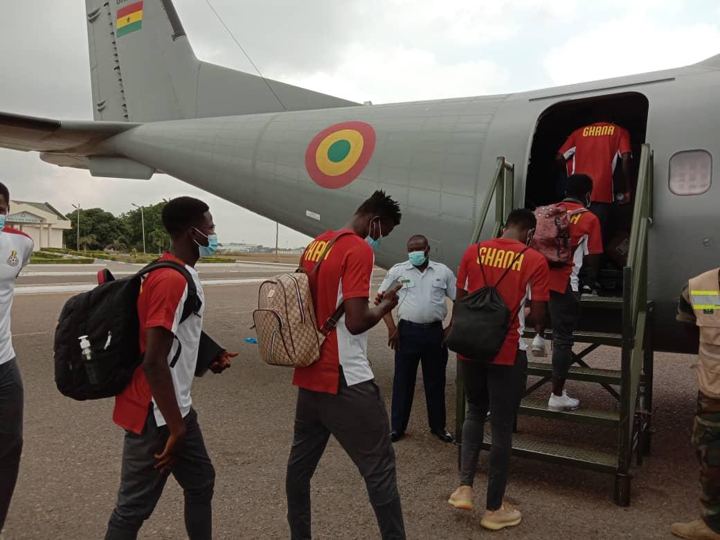 Black Satellites off to Mauritania for U20 AFCON
