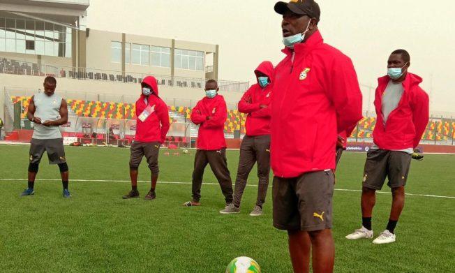 Coach Abdul Karim Zito thanks all Ghanaian coaches
