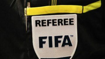 Referee Gabriel O. Arhin & Assistant Referee Peter Dawsa suspended
