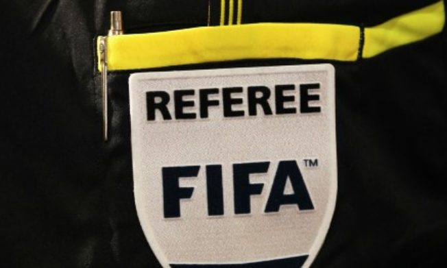 Referee Maxwell Kofi Owusu suspended for the rest of the season, other match officials exonerated