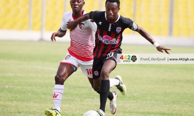 Nafiu scores as Inter Allies pip WAFA in Accra