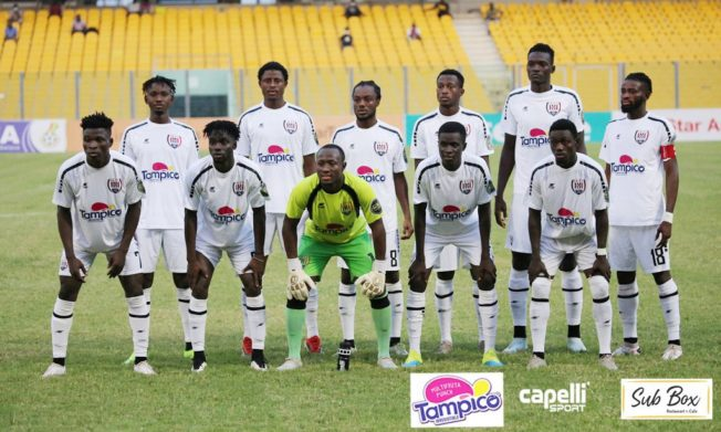 Inter Allies in search of points against Ashanti Gold in Accra - Preview