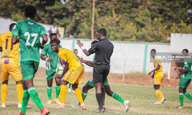 Kwame Peprah scores late to give King Faisal win against Medeama