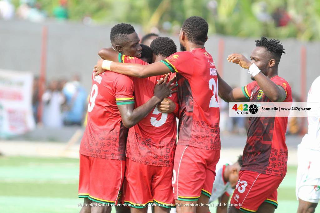 Announcement: Match day 17 Fixtures and outstanding matches