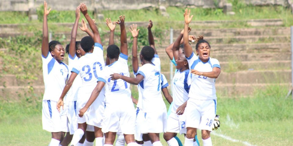 Berry ladies trek to La to face Police ladies in Accra derby - Southern zone preview