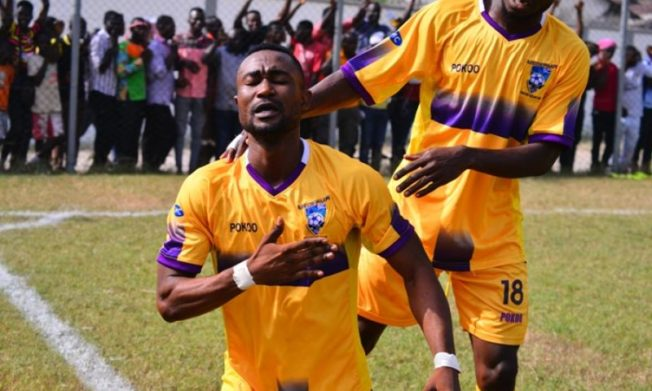 Opoku Agyemang gives Medeama win, Hearts of Oak move to summit, King Faisal win away – Match day 26 Round up