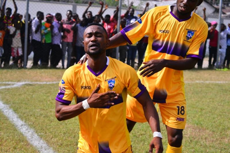 Opoku Agyemang scores in Medeama stalemate
