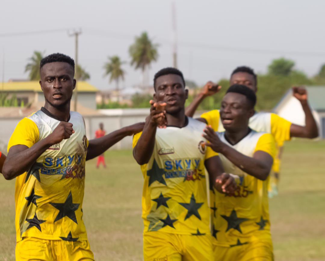 Zone Two results: Skyy FC beat Nzema Kotoko, Hasaacas draw blank with Wassaman, Star Madrid humble Proud United