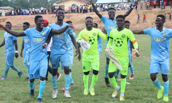 Skyy FC host leaders Gold Stars at Daboase Wednesday – Zone two preview