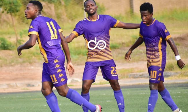 Tema Youth beat Heart of Lions to go third
