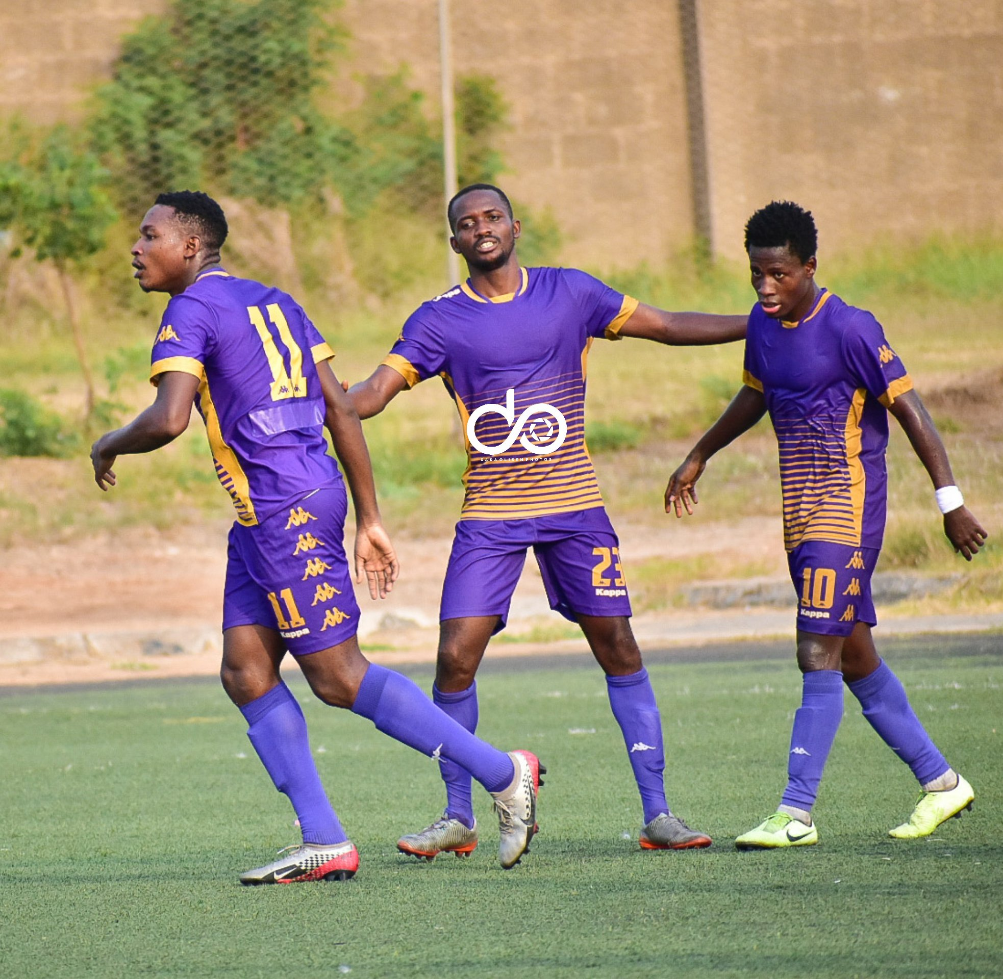 DOL Zone Three results: Tema Youth continue unbeaten run, Accra Lions devour Weavers, Heart of Lions share spoils with Uncle T United