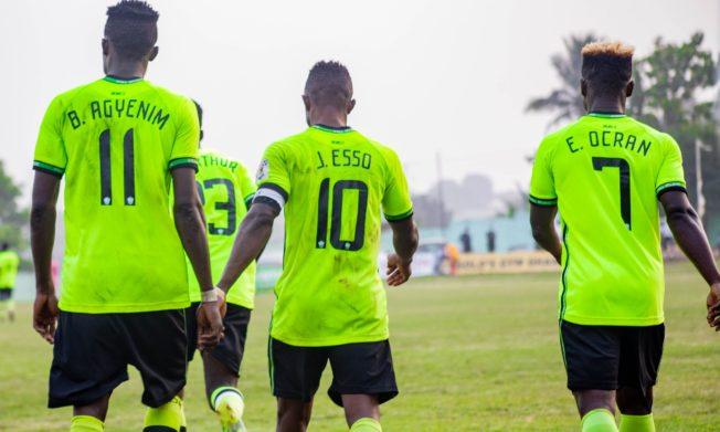 Esso, Agyenim and Ocran score as Dreams FC extend unbeaten run to move second in League log