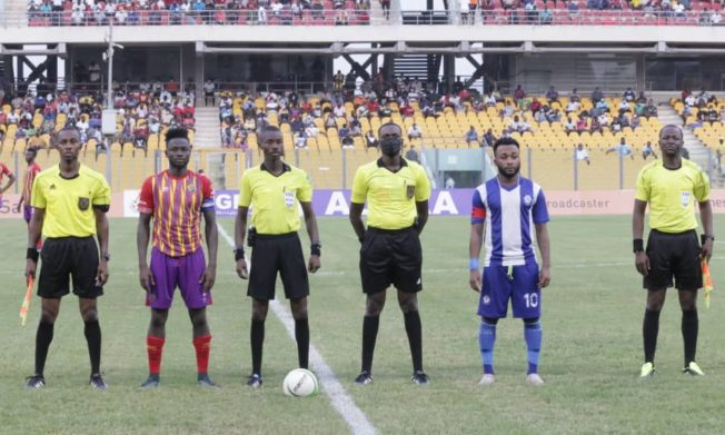 Match Officials for Ghana Premier League Matchweek 13