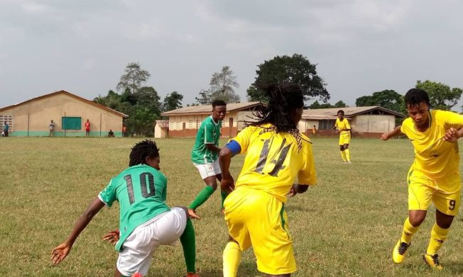 Hasaacas Ladies pip Soccer Intellectuals to boost title aspirations