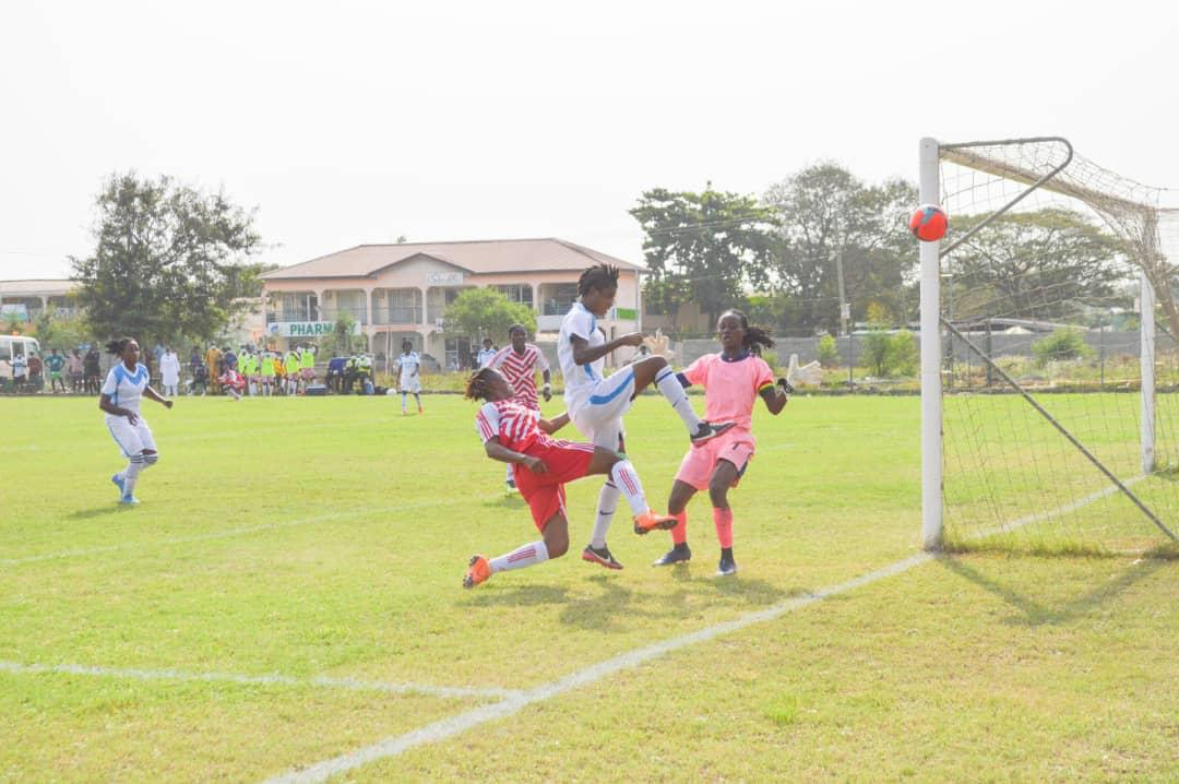Thunder Queens and Immigration Ladies share spoils in entertaining encounter