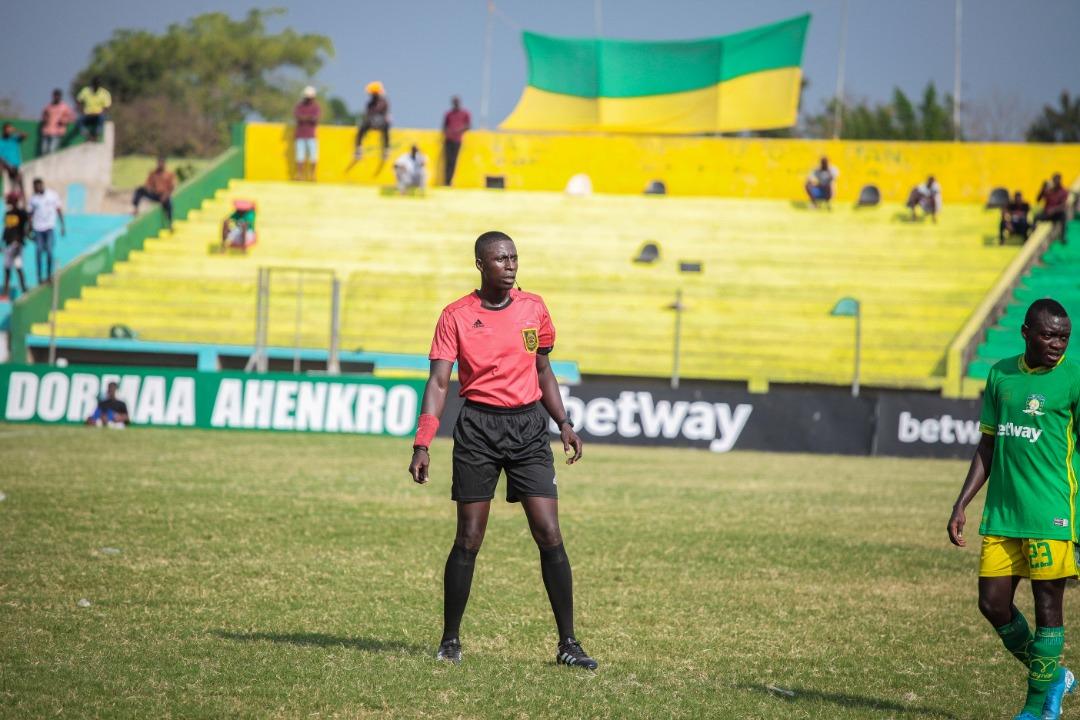 Match Officials for Ghana Premier League Matchweek 15 announced
