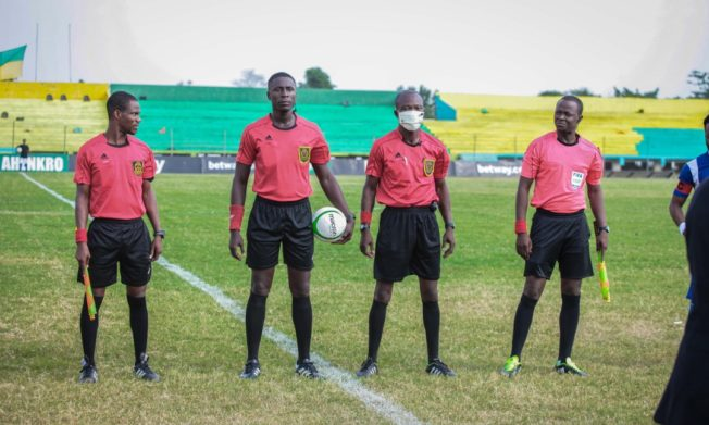 Match Officials for Ghana Premier League Matchweek 14 announced
