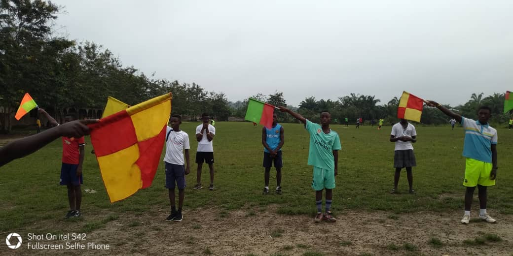 Catch them Young refereeing policy – Referees Manager begins regional visits to discuss implementation modalities