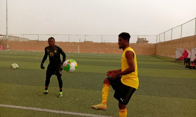 Black Satellites in high spirits ahead of Gambia game