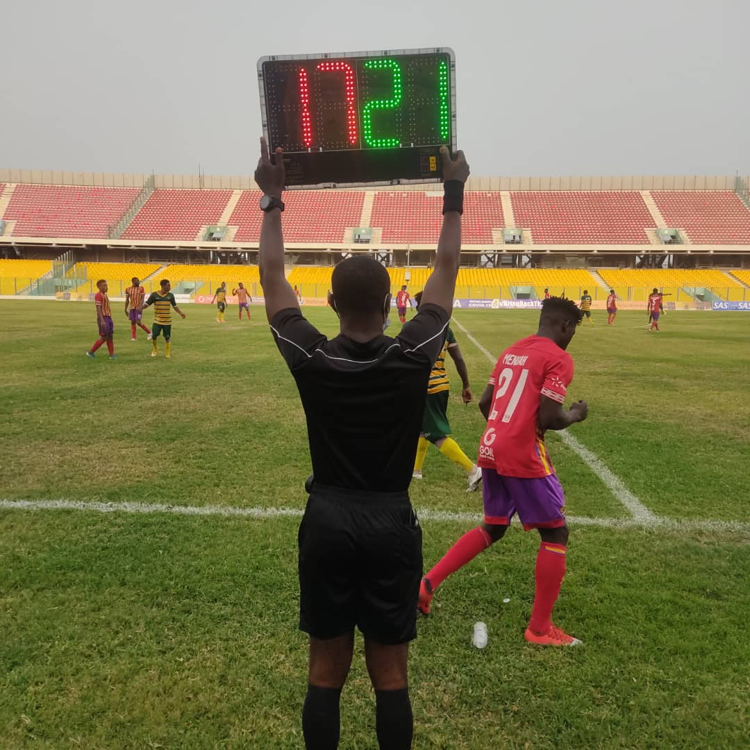 Match Review Panel:Two referees banned from officiating for the rest of the league season