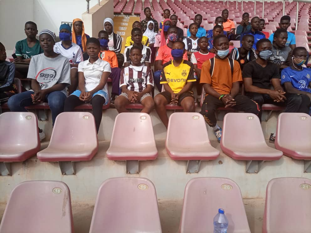 Catch them Refereeing policy – Alex Kotey makes stopover in Northern and Upper East Regions to intensify implementation modalities