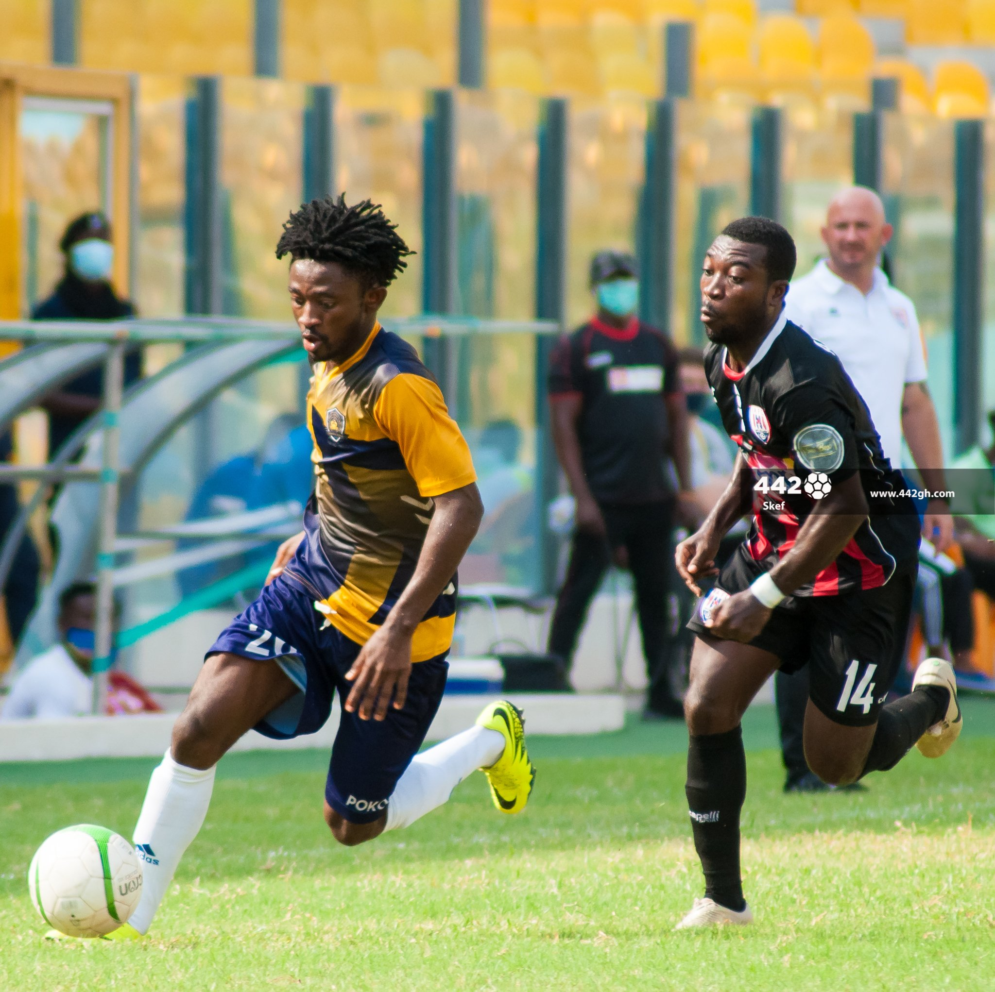 Inter Allies woes deepens with Ebusua Dwarfs defeat