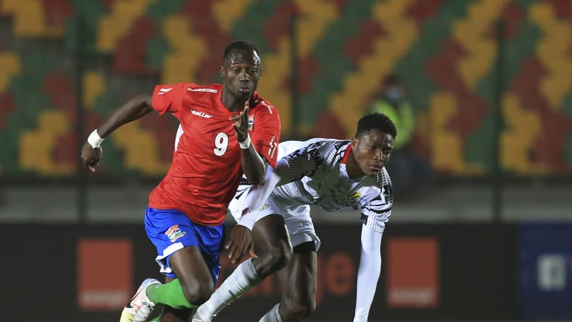 Black Satellites suffer defeat to Gambia in final group encounter