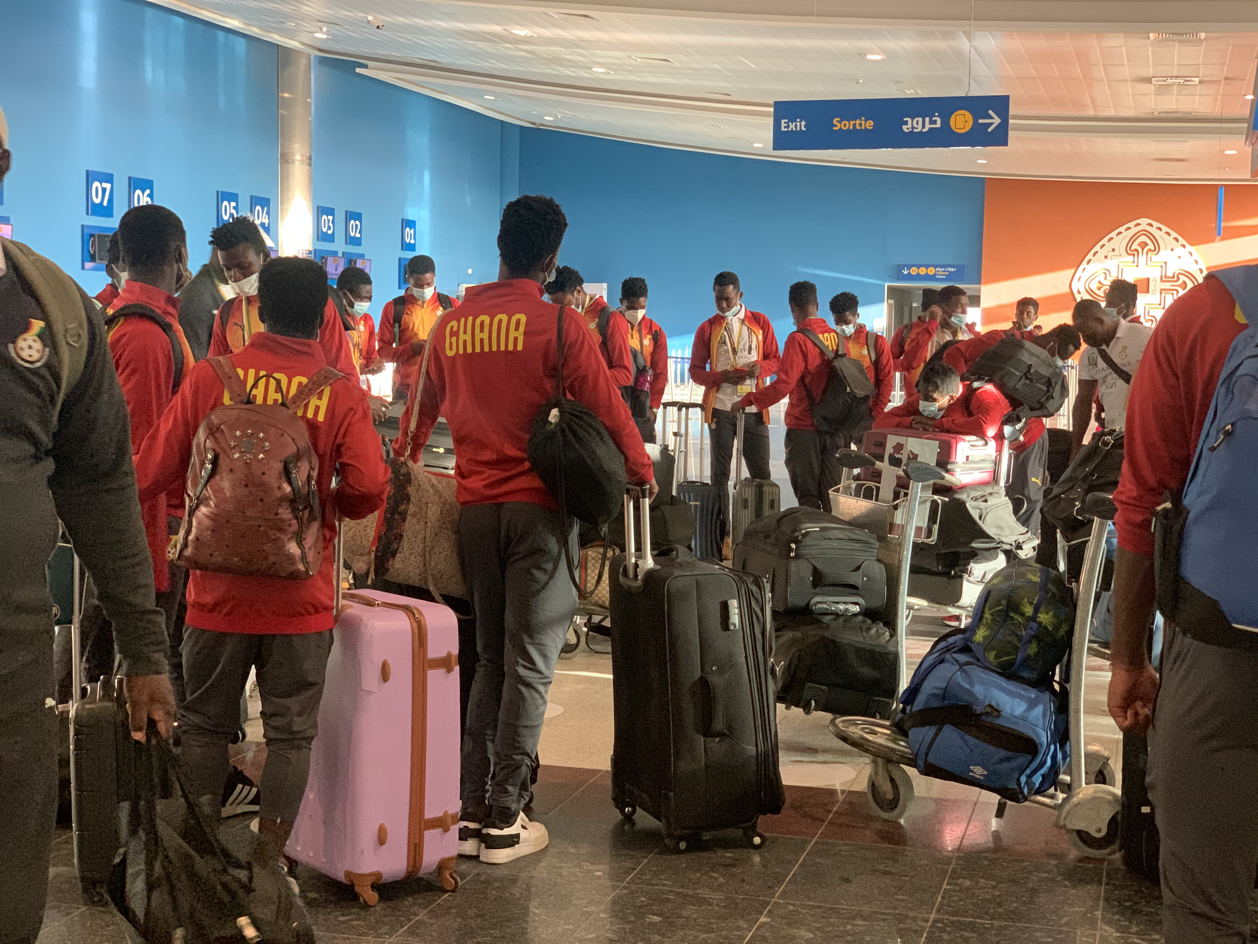 Black Satellites to arrive in Accra on Sunday after winning African U20 tournament