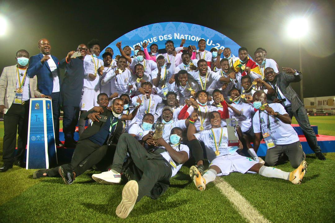 Ghana claim Africa U20 trophy on Independence Day