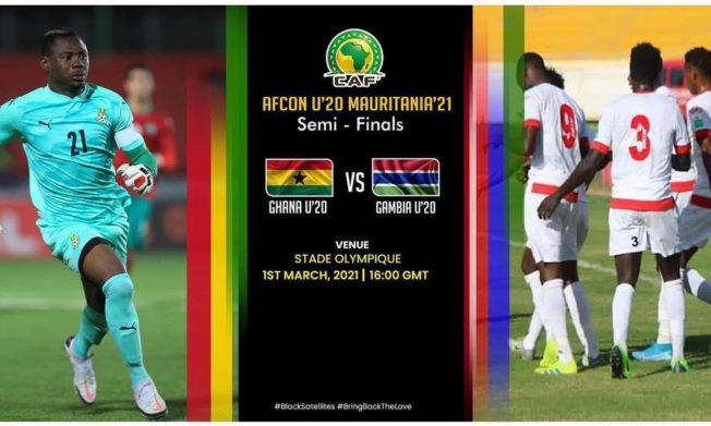 Coach Abdul Karim Zito makes one change for semi-final game against Gambia
