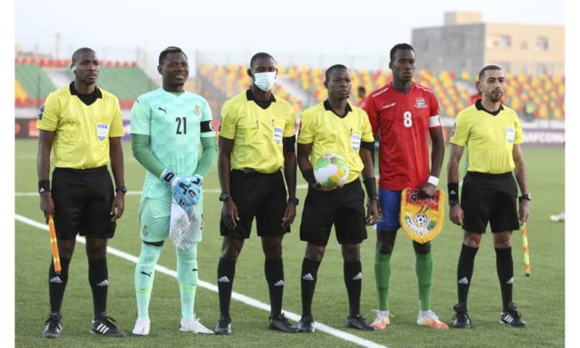 Preview: Black Satellites face Gambia with final spot in sight
