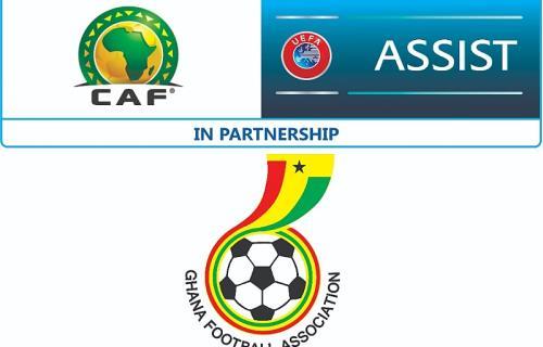 UEFA Assist partners GFA to organize coaching clinic for Women's U-15 coaches