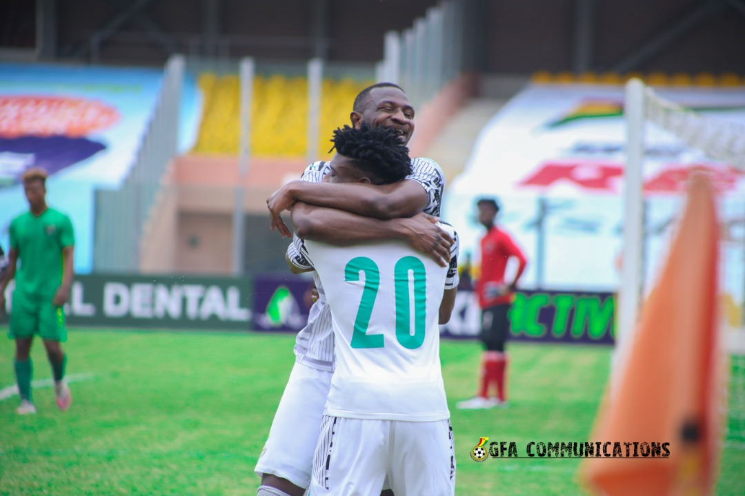 Ghana wrap up AFCON qualifiers with win against São Tomé