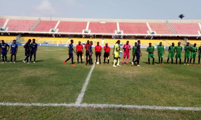 Zone Three results: Accra Lions beat Nania, Tema Youth held by Accra City, Royals beaten by Palace, Lions pip Danbort