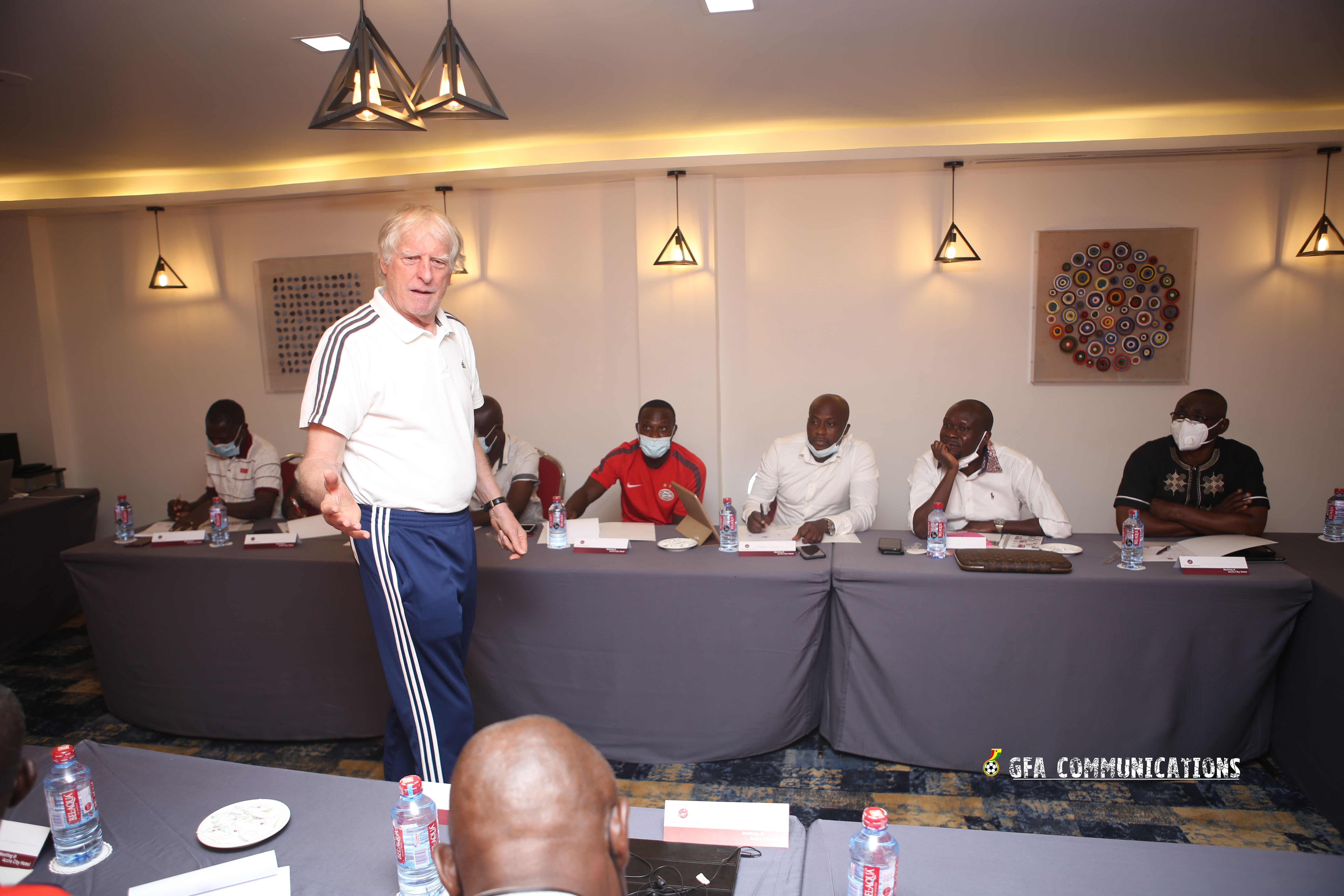 IMG 7150 - Ghana FA Opens One Week Refresher Course For Male National Team Coaches