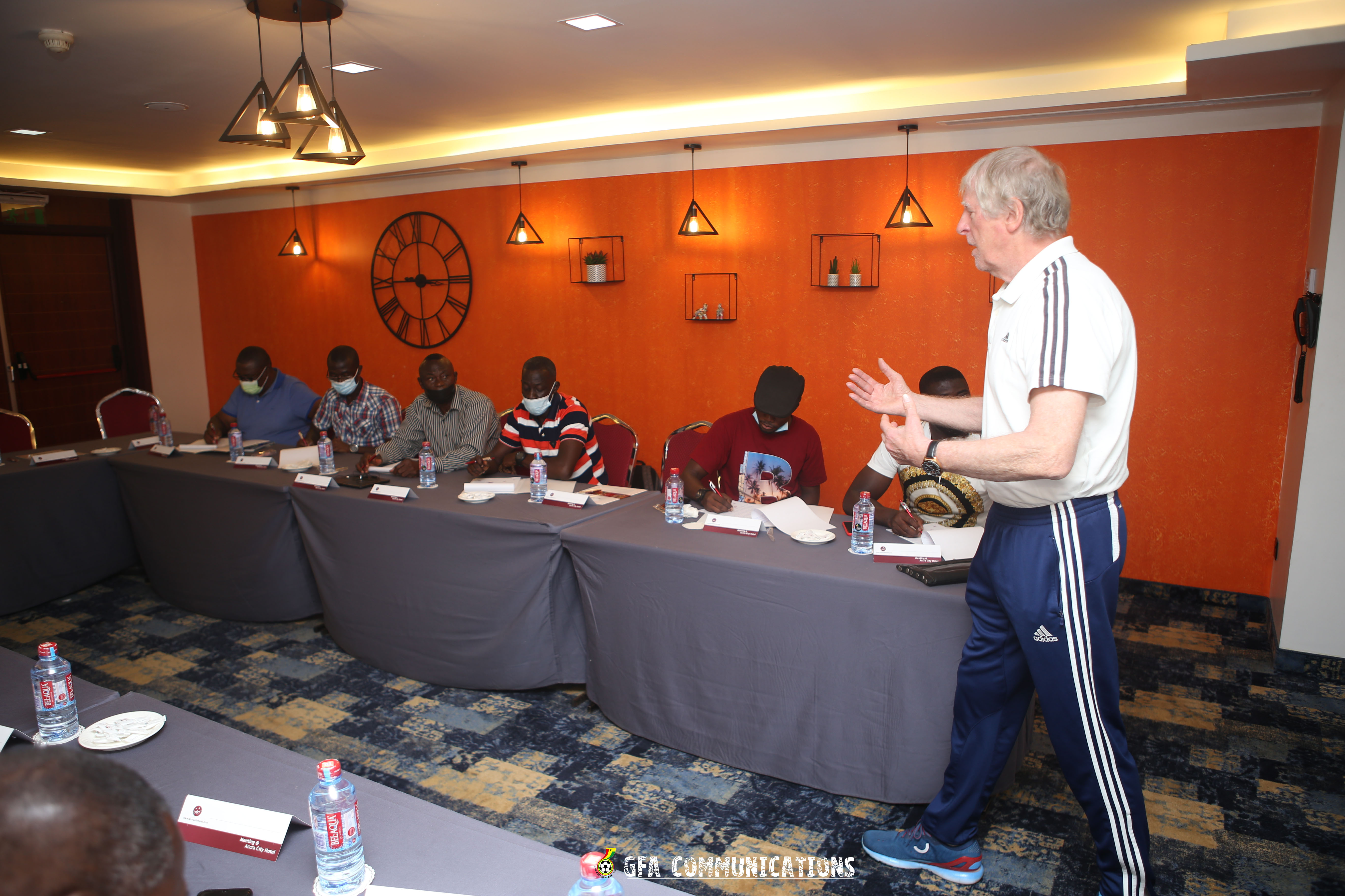 IMG 7160 - Ghana FA Opens One Week Refresher Course For Male National Team Coaches