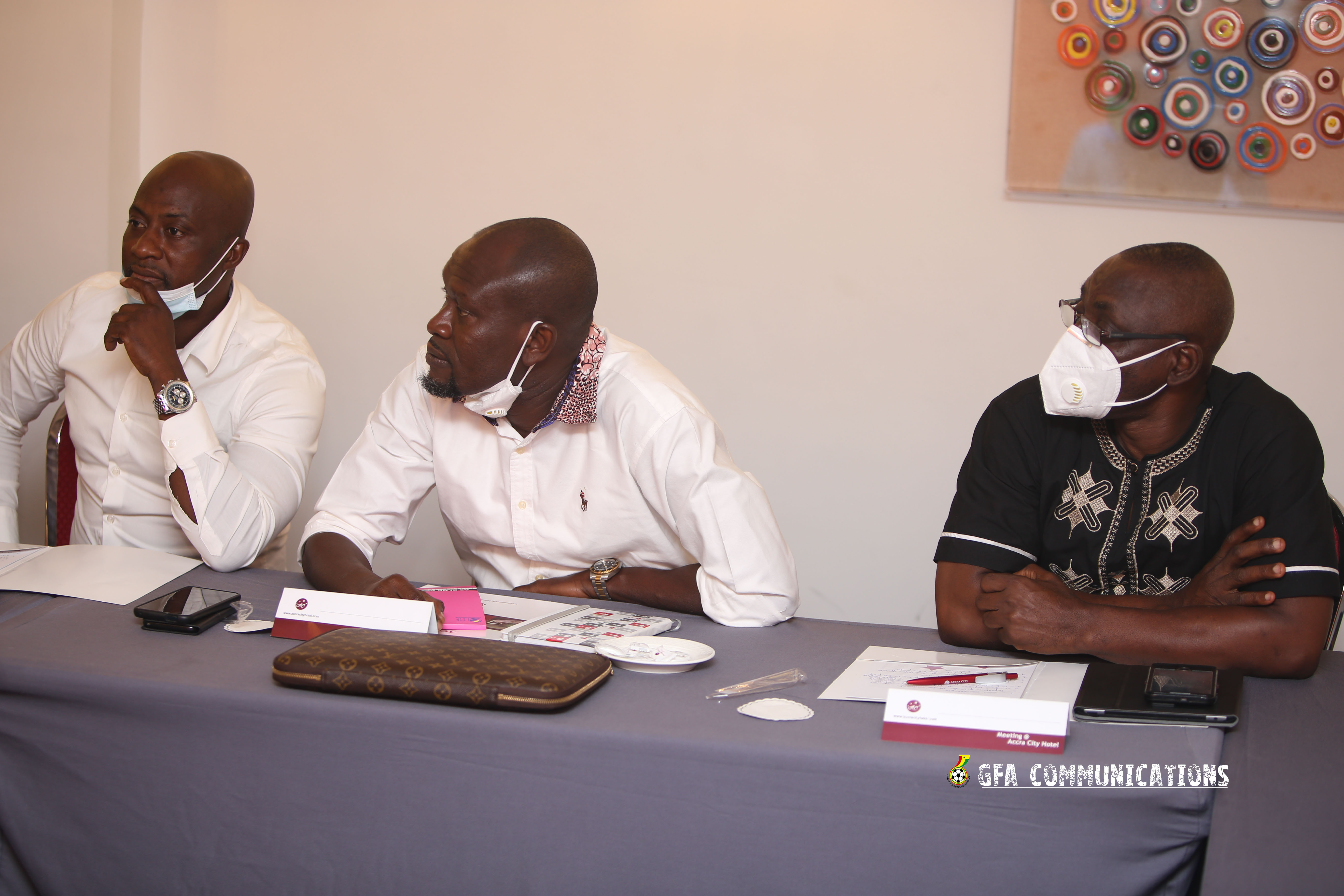 IMG 7197 - Ghana FA Opens One Week Refresher Course For Male National Team Coaches