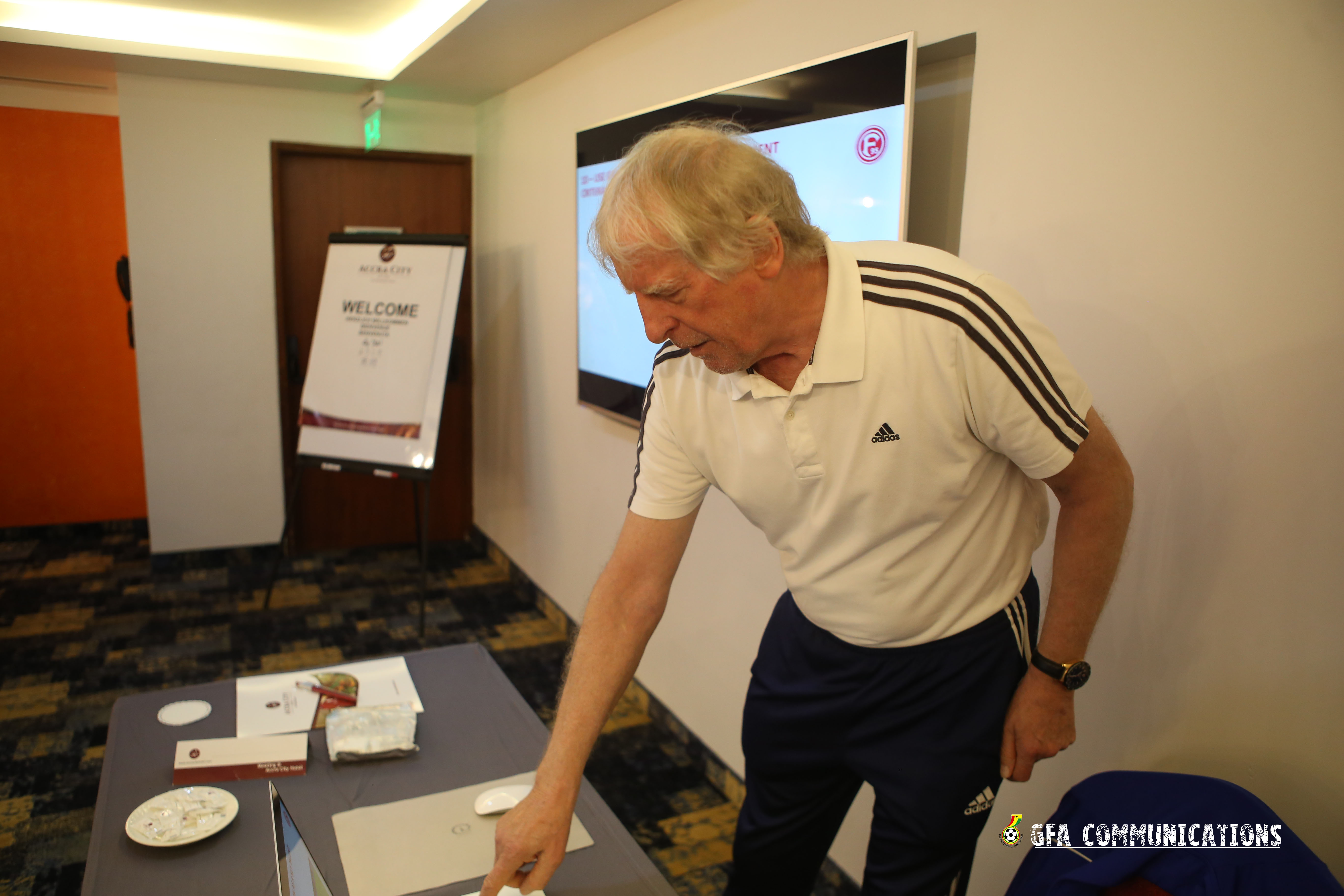 IMG 7227 - Ghana FA Opens One Week Refresher Course For Male National Team Coaches